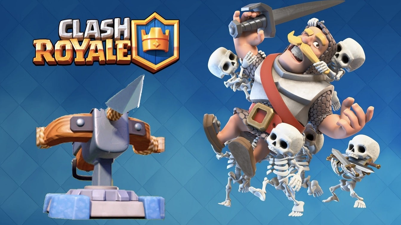 choose a clash royale account for sale