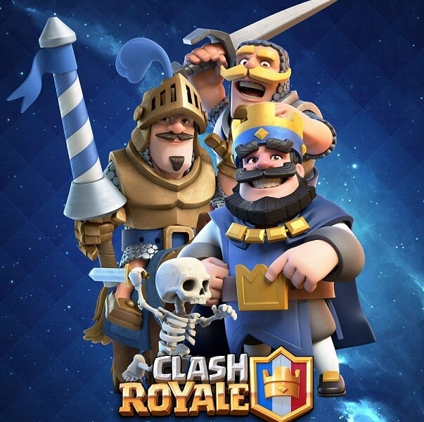 clash royale accounts for sale