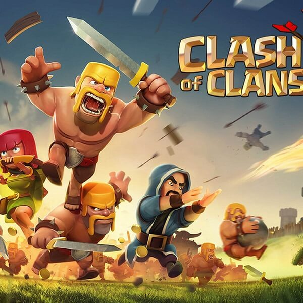 buy clash of clans account