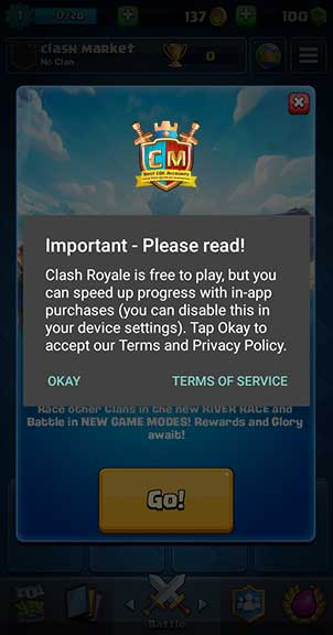 Buy and Sell Clash of Clans Accounts