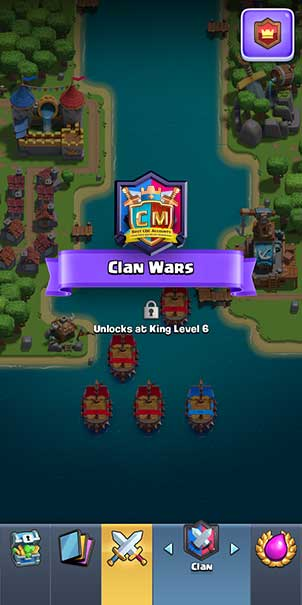 clash of clans clan for sale