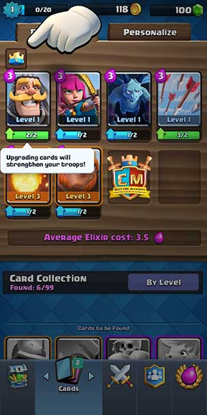 buy clash royale account cheap