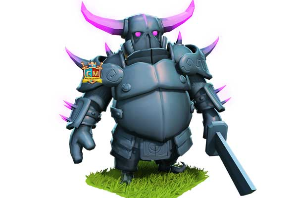 clash of clans characters dark barracks